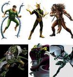 Sinister Six (Earth-12131) Marvel Avengers Alliance