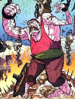 Albino (Istvan) (Earth-616) from Thing Freakshow Vol 1 1 0001