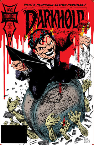 Darkhold Pages from the Book of Sins Vol 1 16