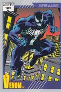 Edward Brock (Earth-616) from Marvel Universe Cards Series II 0001