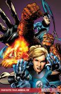 Fantastic Four Annual Vol 1 32 Textless