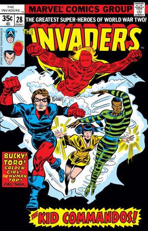 Invaders Vol 1 28