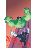Marvel Universe Avengers - Earth's Mightiest Heroes Vol 1 8 Textless