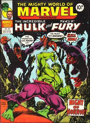 Mighty World of Marvel Vol 1 287