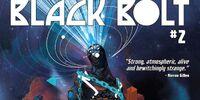Black Bolt Vol 1 2