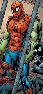 Spider-Hulk (Zabo's mutates) (Earth-616) from Sensational Spider-Man Vol 2 36 0001