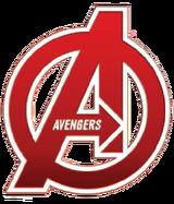 Avengers Vol 5 logo