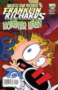 Franklin Richards Monster Mash Vol 1 1