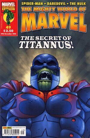 Mighty World of Marvel Vol 3 49