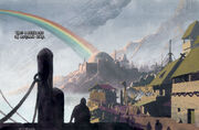 Asgard (Earth-94001) from Loki Vol 1 3 0001