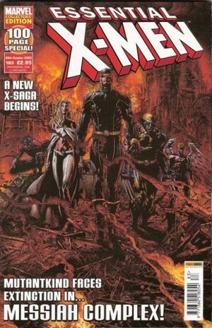 Essential X-Men Vol 1 183
