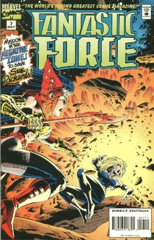 Fantastic Force Vol 1 7