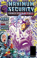 Maximum Security Dangerous Planet Vol 1 1