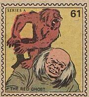 Red Ghost Marvel Value Stamp