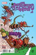 Rocket Raccoon and Groot Vol 1 4