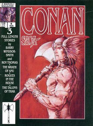 Conan Saga Vol 1 4