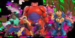 Big Hero 6 (Earth-14123) 001