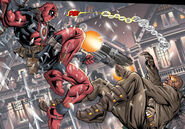 Wade Wilson and Agent X (Nijo) (Earth-616) from Cable & Deadpool Vol 1 12 0001