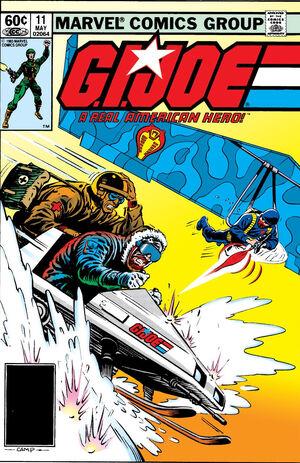 G.I. Joe A Real American Hero Vol 1 11