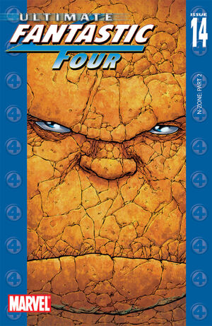 Ultimate Fantastic Four Vol 1 14