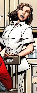 Elizabeth Ross (Earth-10508) Incredible Hulk Vol 1 609