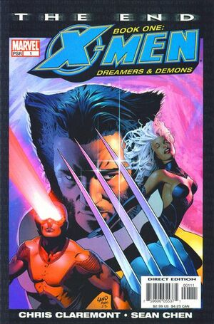 X-Men The End Vol 1 1