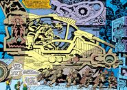 City of the Space Gods from Eternals Vol 1 1 0001