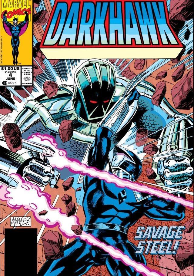 Darkhawk Vol 1 4