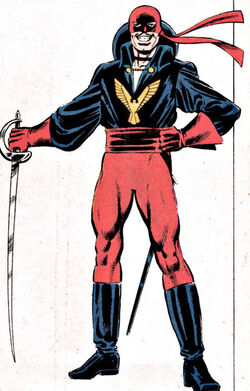 Alejandro Montoya (Earth-616) from Official Handbook of the Marvel Universe Vol 1 1 0001