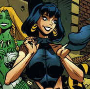 Billie the Millie (Earth-9602) from Lobo the Duck 1 0001