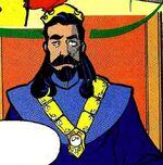 King Josef (Earth-TRN622) from Incredible Hulk Annual Vol 1 20 0001