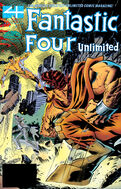 Fantastic Four Unlimited Vol 1 11