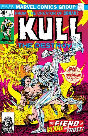 Kull the Destroyer Vol 1 19