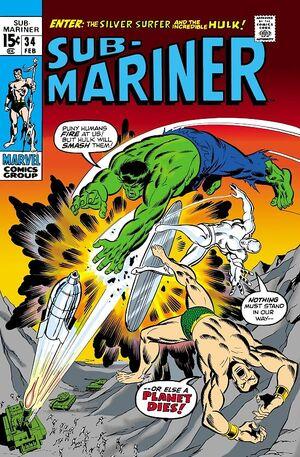 Sub-Mariner Vol 1 34