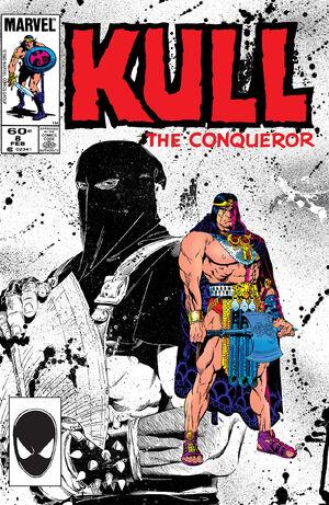Kull the Conqueror Vol 3 8