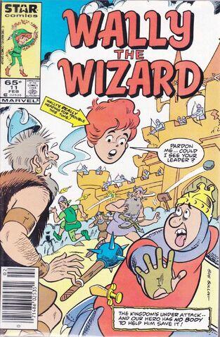 File:Wally the Wizard Vol 1 11 Newsstand.JPG