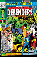 Marvel Feature Vol 1 1