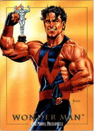 Simon Williams (Earth-616) from Marvel Masterpieces Trading Cards 1992 0001