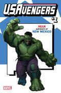 U.S.Avengers Vol 1 1 New Mexico Variant