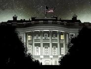 White House from Ultimate Comics X-Men Vol 1 4 001
