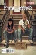 All-New Hawkeye Vol 2 2 Noto Variant