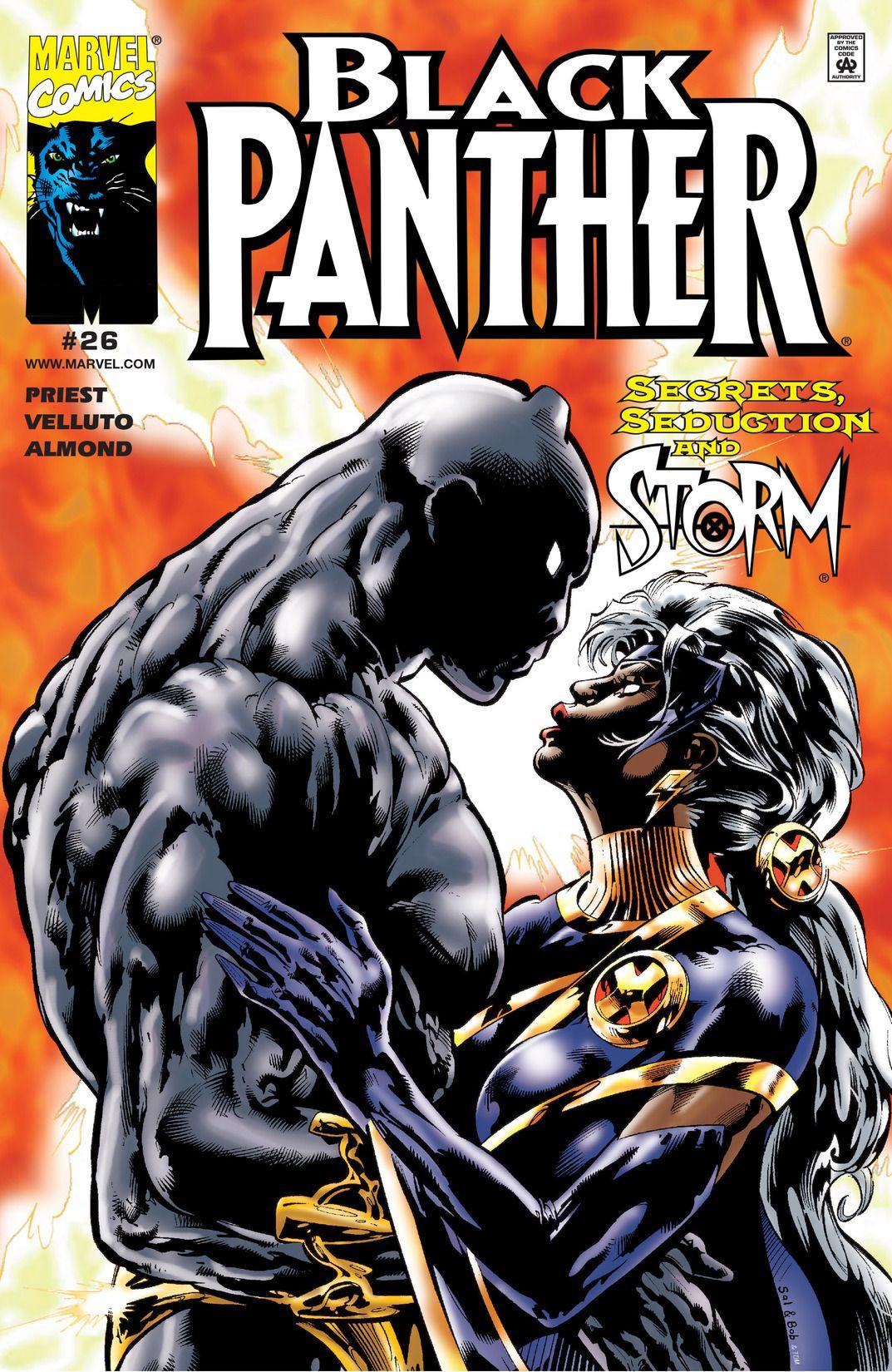 Black Panther Vol 3 26 | Marvel Database | FANDOM powered ...
