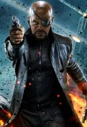 Nicholas Fury (Earth-199999) from Avengers wallpaper