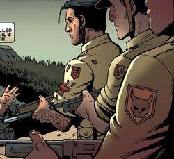 Devil's Brigade (Earth-616) from Wolverine Origins Vol 1 17