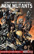 New Mutants Vol 3 13 Variant Finch