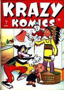 Krazy Komics Vol 1 7