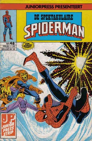 Spectaculaire Spiderman 48