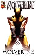 Wolverine Vol 3 73 70th Anniversary Variant