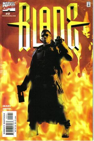 Blade Vampire Hunter Vol 1 2