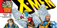 Astonishing X-Men Vol 2